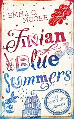 "Rezension zu ""Finian Blue Summers"" von Emma C. Moore"