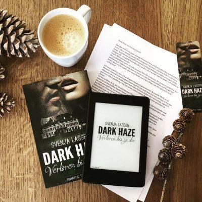 "Rezension zu ""Dark Haze"" von Svenja Lassen Rezensionsexemplar"