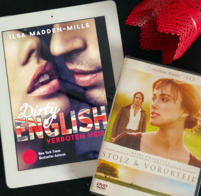 "Rezension zu ""Dirty English"" von Ilsa Madden-Mills Rezensionsexemplar"