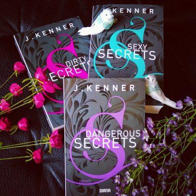 Rezension zu Dangerous Secrets von J. Kenner Rezensionsexemplar