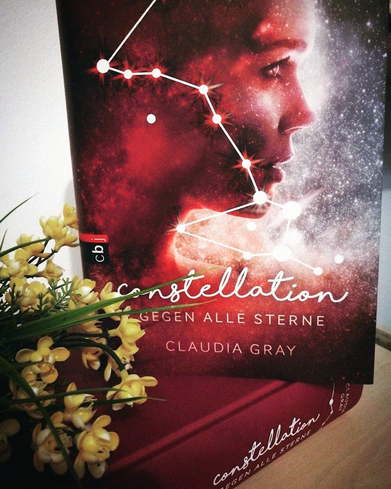 Rezension zu Constellation – Gegen alle Sterne von Claudia Gray Rezensionsexemplar