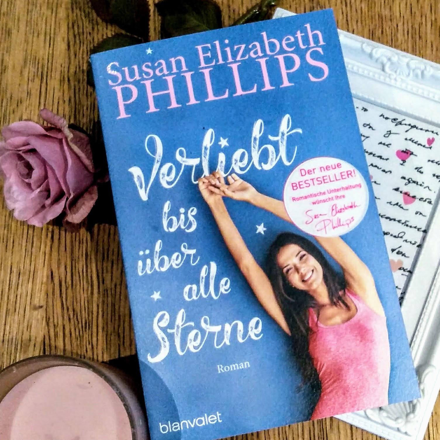 """Gastrezension zu """"Verliebt bis über alle Sterne"""" von Susan Elizabeth Phillips Rezensionsexemplar"""