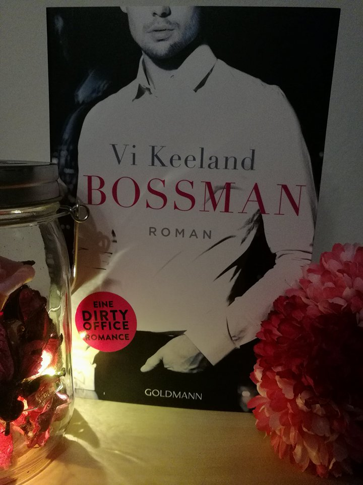 "Rezension zu ""Bossman"" von Vi Keeland Rezensionsexemplar"