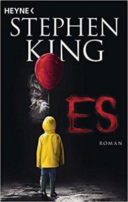 """Rezension zu """"ES"""" von Stephen King Rezensionsexemplar"""