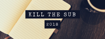 Lesechallenge: KILL THE SUB 2018 mit Tattooed Tree