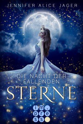 """Buchvorstellung """"Die Nacht der fallenden Sterne"""" von Jennifer Alice Jager Werbung"""