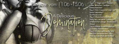 """Blogtour zu """"A Delicious Domination"""" von Annabel Rose; Tag 4 - Kleine Appetithäppchen"""