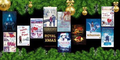 Bücher, die zum Thema Winter und Weihnachten passen A Library full of... / Werbung (unbezahlt)
