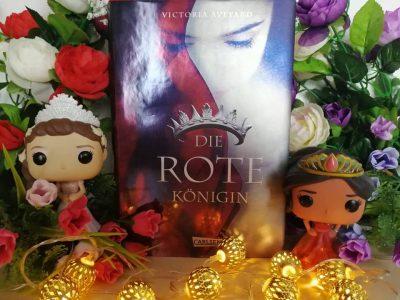 """""""Die rote Königin"""" von Victoria Aveyard"""