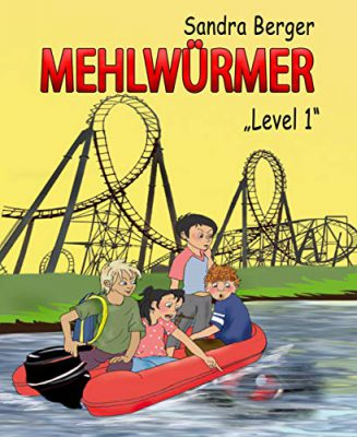 """Mehlwürmer – Level 1"" von Sandra Berger"