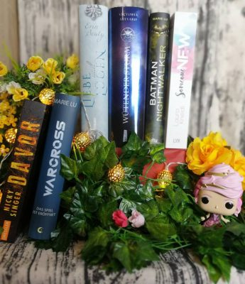 My bookish month January