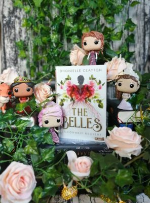 "\Rezension\ ""The Belles"" von Dhonielle Clayton"