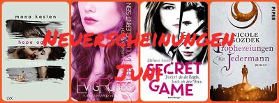 Welche neuen Bücher erwarten uns im Juni?