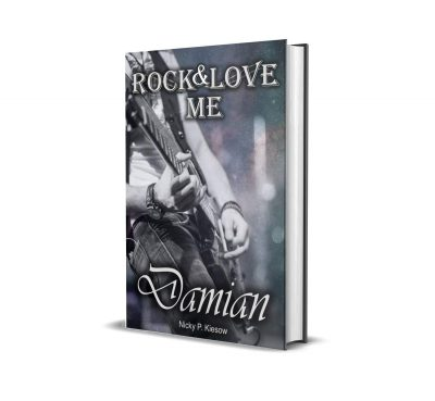 "\Rezension\ ""Rock & Love Me – Damian"" von Nicky P. Kiesow"