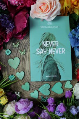 "/Rezension/ zu ""Never say never"" von Marcella Fracchiolla"