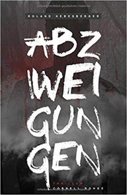 """/Rezension/ zu """"Abzweigungen – Cornell Rohde"""" von Roland Hebesberger"""