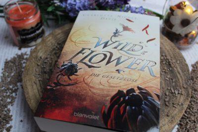 """/Rezension/ zu """"Wild Flower"""" von Charlotte Nicole Davis"""