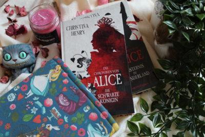 """/Rezension/ """"Chroniken von Alice – Die schwarze Königin"""" von Christina Henry"""