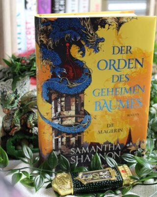 """/Rezension/ zu """"Der Orden des geheimen Baumes"""" von Samantha Shannon – abgebrochen"""